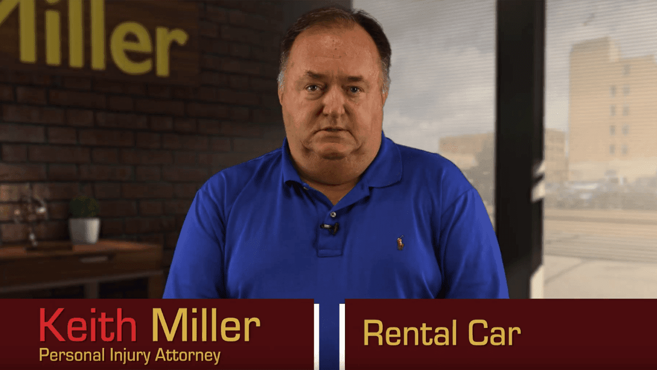 Keith Miller Tyler, TX Rental Car Commercial